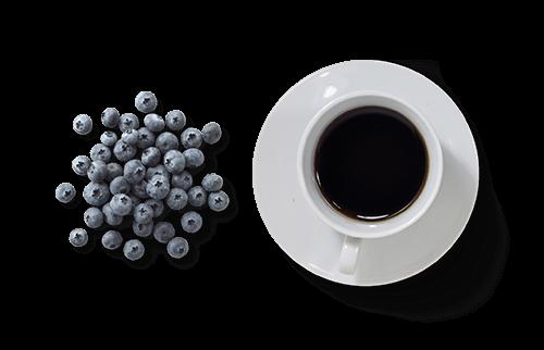 kaffe-tannbleking
